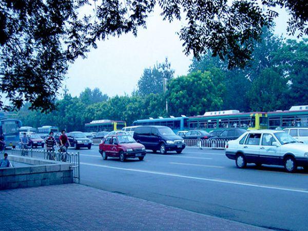 北京西长安街
